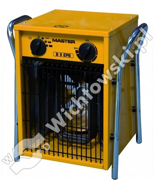 MASTER B 5 EPB electric heater