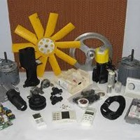 Spare parts to mobile EA 120 SVM