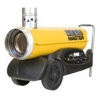 Indirect oil heaters