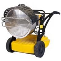 Infrared oil / kerosene heaters