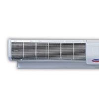 Air curtains Warm electric